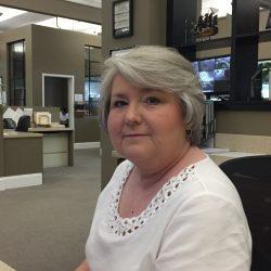 Judy Dant Receptionist